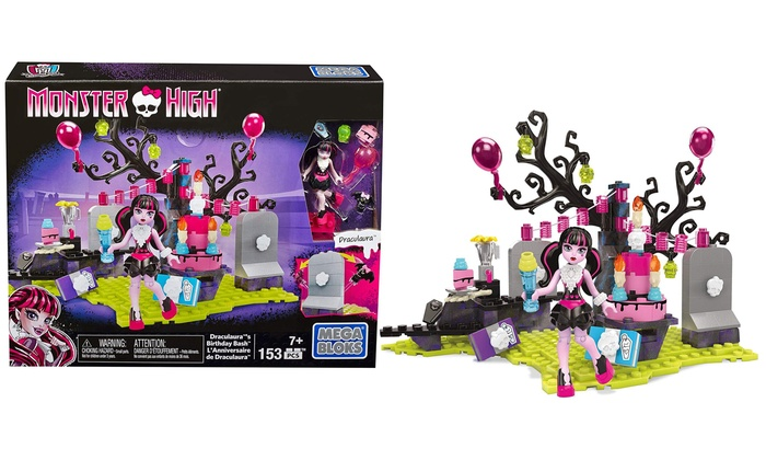 Marvelous Up To 54 Off Monster High Draculaura Set Groupon Funny Birthday Cards Online Hendilapandamsfinfo
