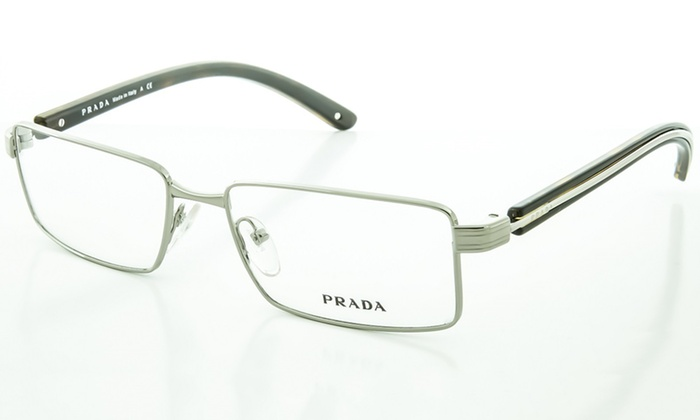 prada optical frames