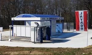 Centre de lavage auto CPJ: Une carte de lavage rechargeable d'une valeur de 20 € à 10 € au centre de lavage auto CPJ à Abbévillers