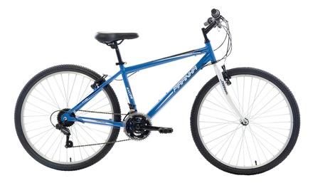 Piranha 21-Speed Rigid Mountain Bike