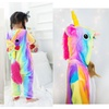 73% Off Kids Personalized Plush Unicorn Pajama Lounger
