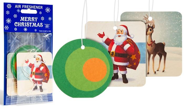 christmas air fresheners
