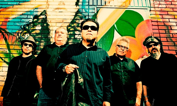 """Fiesta Mexico-Americana, featuring Los Lobos, with Ballet Folklorico Mexicano - OCCC Visual and Performing Arts Center Theater: """"Fiesta Mexico-Americana"""" featuring Los Lobos with Ballet Folklórico Mexicano on February 16 at 7:30 p.m."""