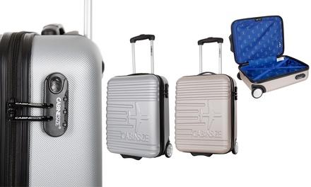 sélection premium f2a0d e5199 Valise cabine Manoukian spéciale low cost | Deals et offres ...