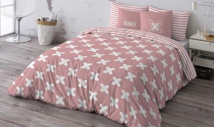 Funda nórdica reversible Munich modelo EVO disponible en diferentes colores y para diferentes tamaños de cama