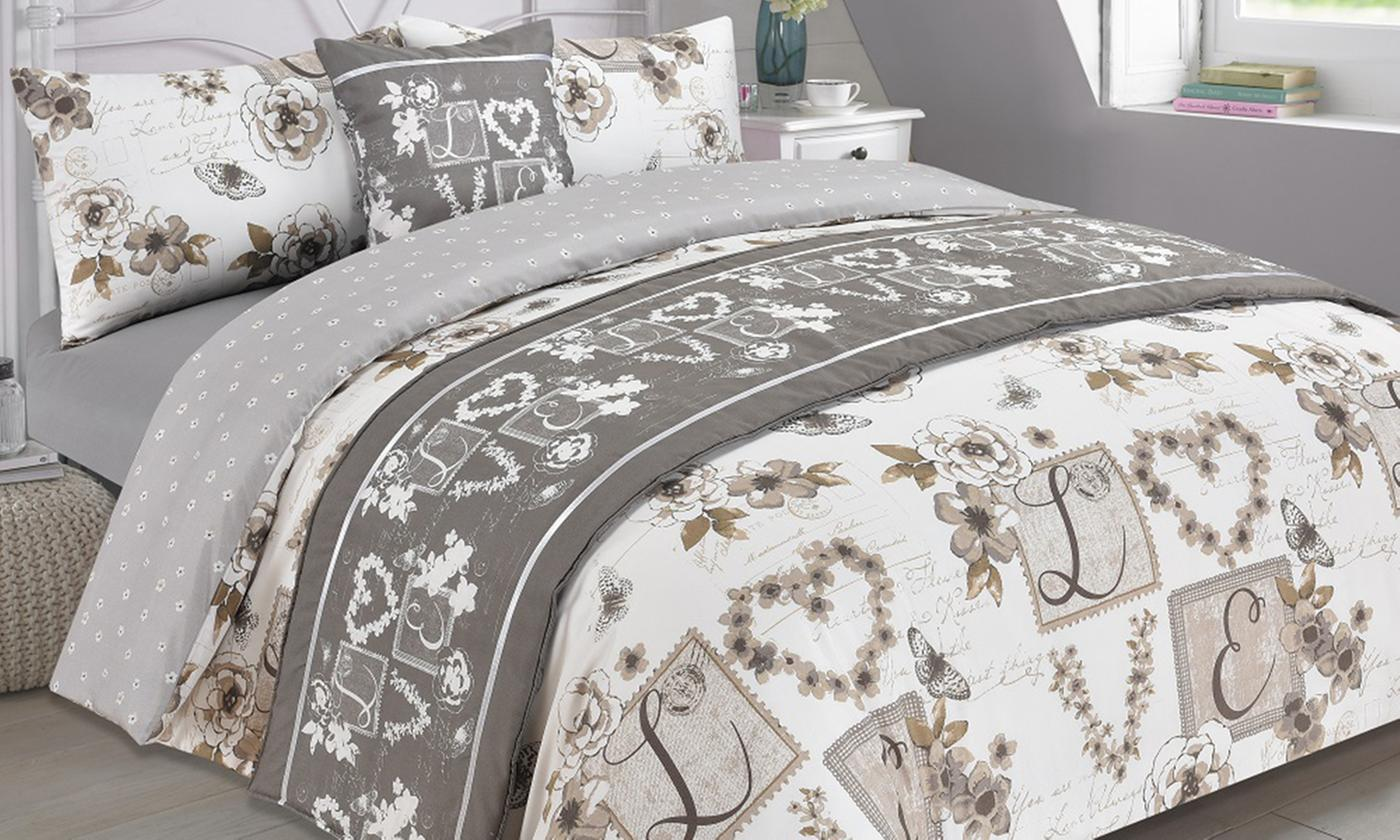 Ella Six-Piece Complete Bed Set for £11.99