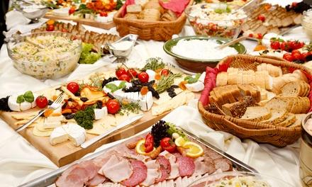 Italienisches Sommer-Buffet oder Catering für 10, 15 oder 20 Personen bei Suppentriesel (bis zu 53% sparen*)