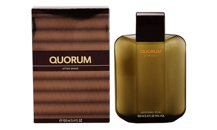 Antonio Puig Quorum 100ml Aftershave