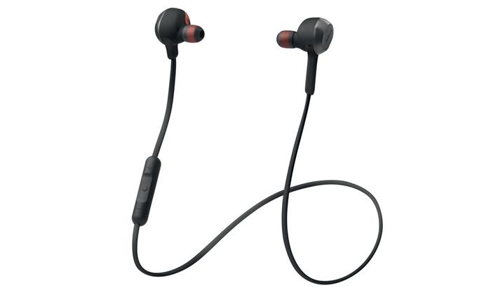 Jabra Rox Sport Wireless Wireless Bluetooth Earbuds Refurbished Groupon