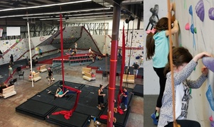 Up to 30% Off Climbing or Party Packages at Asana Climbing Gym at Asana Climbing Gym, plus 6.0% Cash Back from Ebates.