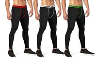 Men's Performance Support Compression Leggings