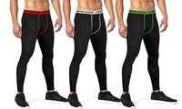 Men's Performance Support Compression Leggings