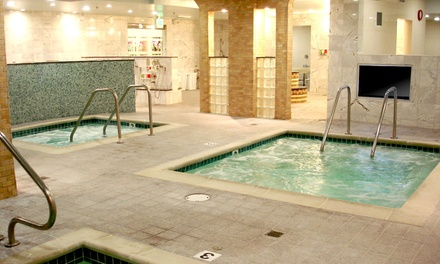 Two Day Passes with Sauna, Spa, and Steam-Room Access for Men or Women at Wilshire Spa (Up to 60% Off)