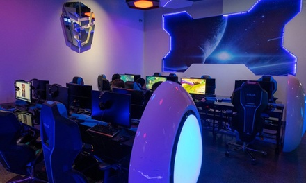 Gaming Pass: One ($5), Two ($10) or Three Hours ($15) at G-Space Internet Gaming Cafe (Up to $30 Value)