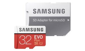 Carte mémoire microSDHC Samsung