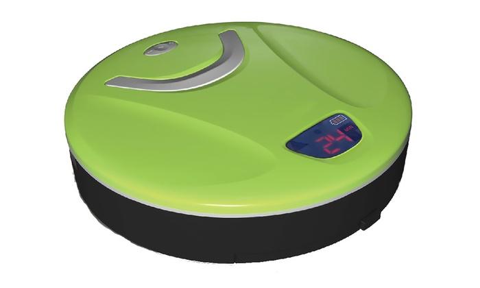Robot de limpieza aspirador tango slim eco groupon goods - Limpieza de casas groupon ...