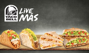 Taco Bell - Alaska Locations: One or Two $10 Visits to Taco Bell - Alaska Locations (40% Off)