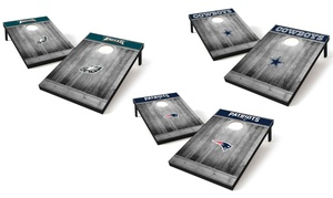 NFL Wood Tailgate Toss Game