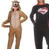 DC Comics and Character Unisex Union Suits