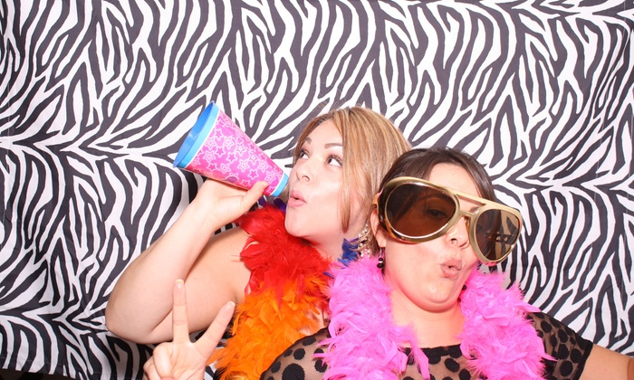 FUNtastic Images - West Covina: $499 for a Three-Hour Photo-Booth Rental from FUNtastic Images ($999.99 Value)