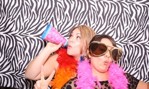FUNtastic Images: $499 for a Three-Hour Photo-Booth Rental from FUNtastic Images ($999.99 Value)