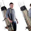 Deluxe Fishing Rod Case for 5 Rods