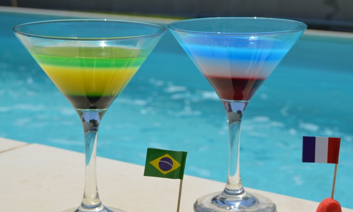 Appareils pour cocktails tage groupon for Cocktail etage