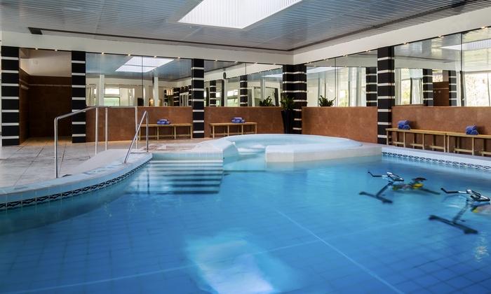 Spa Hotel Smeraldo - Abano Terme: Spa di coppia con massaggio a scelta alla Spa dell'hotel Smeraldo di Abano Terme (sconto fino a 53%)