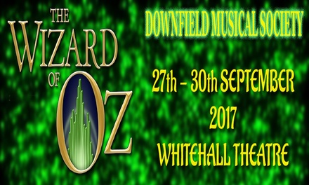The Wizard of Oz, Balcony or Stall Tickets, Wednesday 27 or Thursday 28 September (Up to 50% Off)