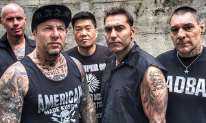Agnostic Front, The Wailers, or Eve 6: Agnostic Front on May 18 at8:30 p.m., The Wailers on May 24 at 8 p.m., or Eve 6 on June 4 at 8:30 p.m.