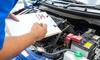Przegląd samochodu lub diagnostyka z kasowaniem błędów