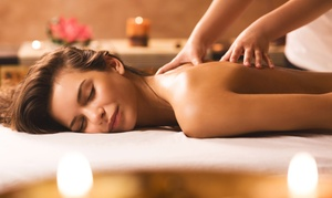 The Angel Therapy Rooms: Full-Body Swedish Massage with Optional Facial or Face and Scalp Massage at The Angel Therapy Rooms (Up to 56% Off)
