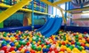 Indoor Play Area Entry and Juice