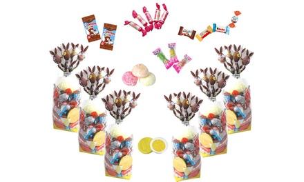 Kinder®/Cémoi®: Jusquà 30 Sachets de Pâques garnis de 30 chocolats et bonbons (soit 900 confiseries)