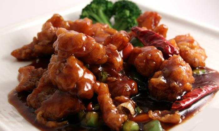 Fulin's Asian Cuisine Hendersonville - Hendersonville: $20 for $40 Worth of Chinese, Japanese, and Thai Food at Fulin's Asian Cuisine