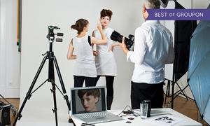 Art Studio New Look: Sesja zdjęciowa z makijażem i pakietem zdjęć od 99,99 zł w Art Studio New Look w Gdańsku