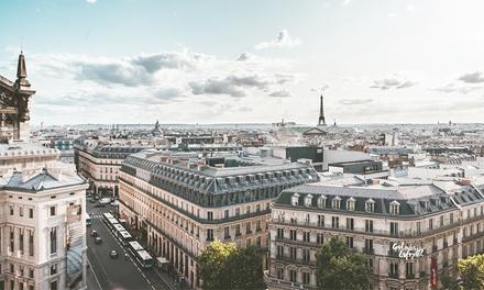 Parigi: camera doppia con colazione opzionale per 2 persone presso l'Hotel Korner Montparnasse