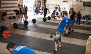 CrossFit Lethal: One, Three, or Six Months of Unlimited CrossFit at CrossFit Lethal (Up to 68% Off). Six Options Available.