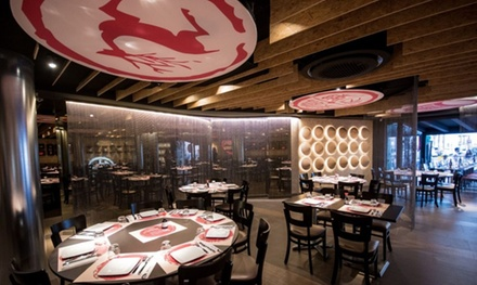 Buffet libre japonés para 2 en Inasia Sushi & Grill Japonés (31% de descuento)