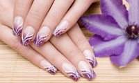 Gel Polish Manicure or Pedicure or Both at Absolute Serenity (Up to 73% Off)