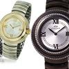 Oniss Terraces Women's Crystal Swiss Watch