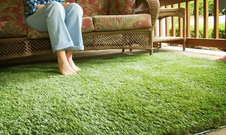 10 or 50 Square Metres of Artificial Grass fromAED 389