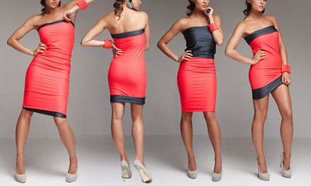 One or Two Multifunctional Dresses in Choice of Colour