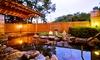 岡山 天然温泉/広々50平米以上の部屋/追加料金でゴルフプレー可/平日1泊2食