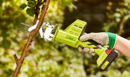 Garden Gear Cordless Pruning Saw