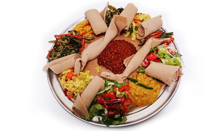 Cazino CLG - Spring Valley: $19 for $30 Worth of Ethiopian Food at Cazino CLG