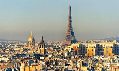 París: habitación doble para 2 personas con opción a desayuno en el Hotel Korner Etoile