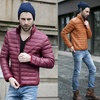Men's 100% Down Puffer Jacket