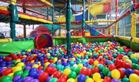 Soft Play Entry for Two, Three or Four Children and an Adult at Letz Play Soft Play Centre (50% Off)