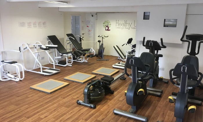 Our gym sportspace
